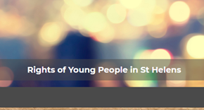 Rights of Young People in St Helens questionnaire
