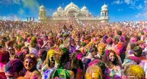 Lent 2 - Week 5 - The festival of Holi