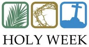 Lent 2 - Week 6 - Holy Week
