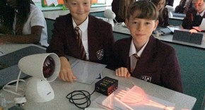 World Space Week - Year 8 enjoy Jodrell Bank workshops