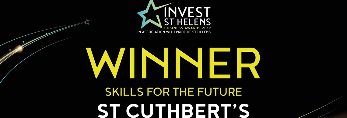 We're getting results at the Invest in St Helens Business Awards