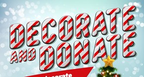 'Decorate and Donate' - St Helens Virtual Christmas Light Switch on
