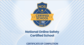 St Cuthbert's recognised for its commitment  to helping students stay safe online